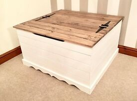 ***Pine Ottoman Coffee Table***ONLY £99***