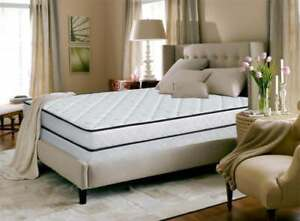 **BRAND NEW MATTRESS** 2-Sided Tight Top Design Mattress BRAND NEW MSRP $399