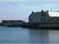 Half-term get-away to Glorious Galloway - harbourside cottage to let