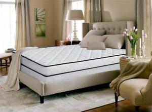 (905) 594-1247  **BRAND NEW QUEEN MATTRESS** 2-Sided Tight Top Design Queen Mattress BRAND NEW MSRP $399