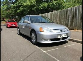 Honda Civic 1.3 IMA SE Executive 4dr