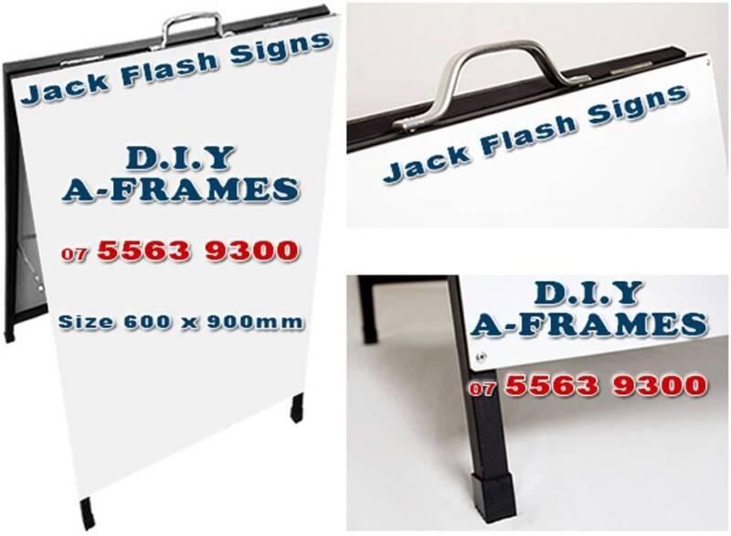 Jack Flash Signs Jack Flash Signs 1 of 5 ‹ ›
