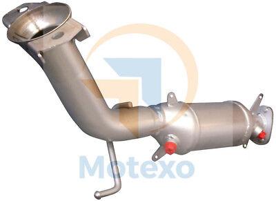 Exhaust Catalytic Converter HONDA STREAM 2.0 1/2001 - / EURO 3