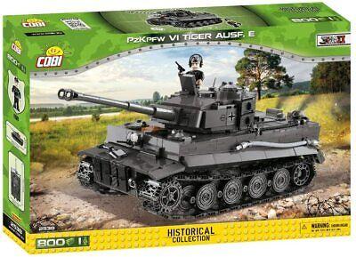 COBI 2538 PANZERKAMPFWAGEN VI TIGER AUS. B Tiger II, Panzer NEU / OVP
