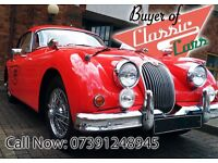 We Want Your Classic Triumph! Sell your classic Triumph for cash today!