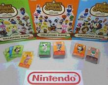 Animal Crossing Amiibo Cards for trade Grange Charles Sturt Area Preview