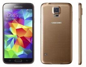 GALAXY S5 MINI (GOLD) UNLOCKED