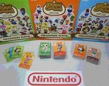 Nintendo Animal Crossing Amiibo Cards Series 1, 2 and 3 Grange Charles Sturt Area Preview