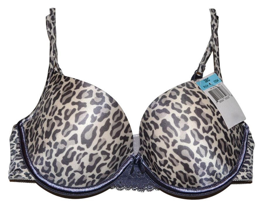Gel push-up bra