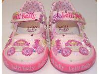 New Lelli Kelly Girls Shoes size uk 3.5 euro 20
