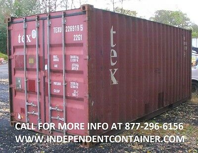 20 Cargo Container Shipping Container Storage Container In Chicago Il