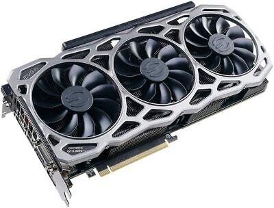 EVGA GTX 1080 TI Ftw3 Gaming 11gb Gaming GPU Card - einwandfrei - Restgarantie