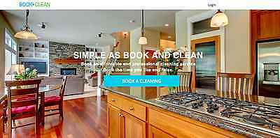 National House Cleaning Business startup - Book Clean
