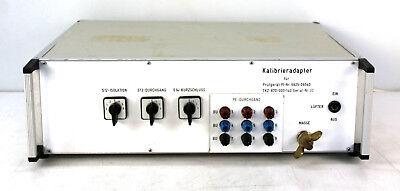 Kalibrieradapter für Prüfgerät 6625-06540, TKZ 870/000-140