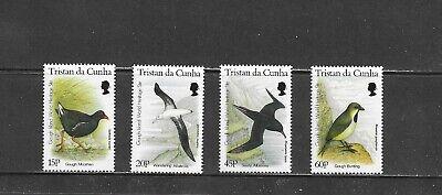 Tristan da Cunha-  Lot 593, Mint, NH.  Sc# 584-7