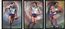 1995 Dynamic Marketing (PIZZA HUT CLUB TEN) AFL Football Cards Pakenham Cardinia Area Preview