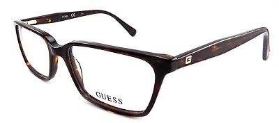 GUESS GU1898 052 Men's Eyeglasses Frames 54-17-145 Dark Havana / Brown + CASE
