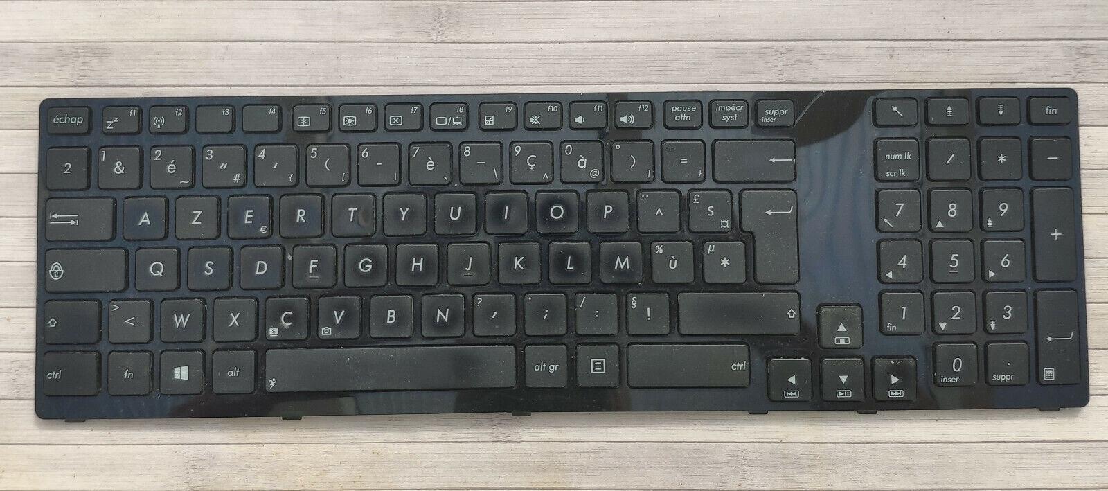 originale clavier asus r900v r900vb-yz063h - v126202ak2   keyboard serie r900