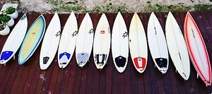 Surfboard Collection - 11 x Boards - Make Me an Offer! Bunbury Region Preview