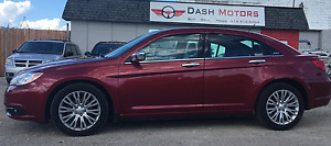 *!REDUCED!*GORGEOUS! 2012 CHRYSLER 200 LIMITED! SAFETIED!!CLEAN!