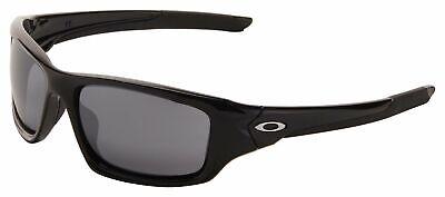 GENUINE Oakley Valve Sunglasses OO9236-01 Polished Black | Black Iridium Lens