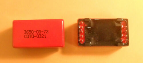 Coto 3600-05-72 3PST Reed Relay - NEW - Used in HP Test Equipment