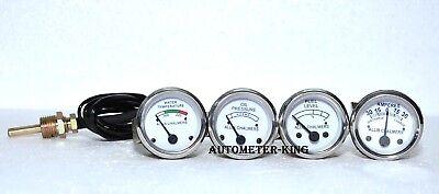 Allis Chalmers Wd45 D15d17 - D19 Tempoil- Amp- Fuel Gauge Kit