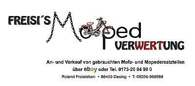 Freisis Mopedverwertung