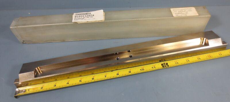 Bosch Packaging: Longitudinal Seal Bar Assembly, 8-101-865-485