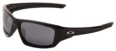 Oakley Valve Sunglasses OO9236-01 Polished Black | Black Iridium Lens | BNIB