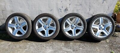 "Peugeot Original Challenger 17"" Inch Alloy Wheels"
