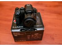 Panasonic LUMIX DMC-FZ330 12.1MP Digital Camera - Black