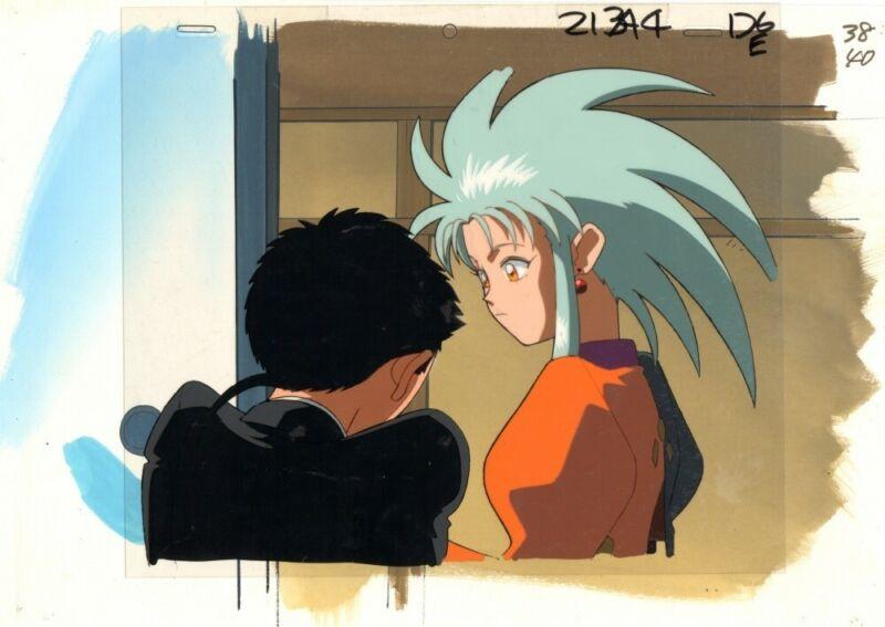 Anime Cel Tenchi #433