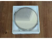 Magnifying mirror glass - NEW still in its box