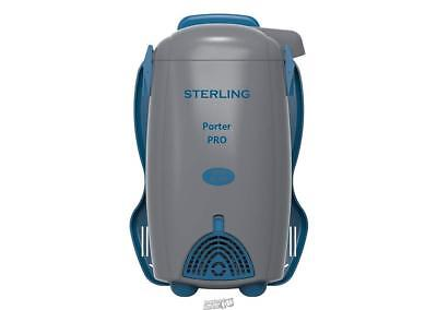 Sterling North America Porter Pro Backpack Vacuum Light Powerful with Hepa Filtr for sale  Nicholasville
