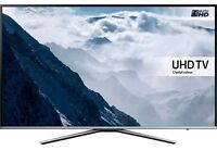 Samsung 43 inch.4k uhd smart HDR led TV Brand new boxed Ue43ku6400