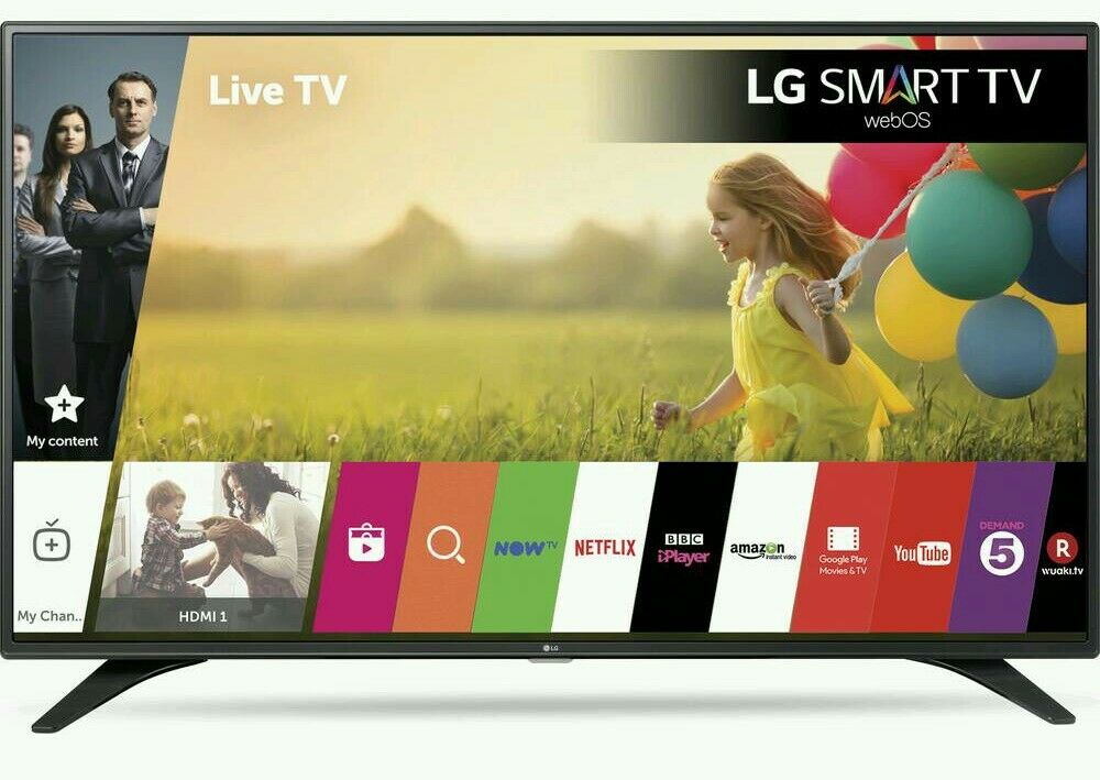 "LG 55LH604V  55"" Smart LED TV 1080p HD with Freeview HD Brand new boxed."