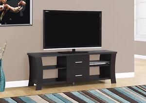 """$260 - TV STAND – 60""""L / CAPPUCCINO"""
