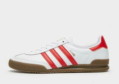 New adidas Originals Men's Jeans Leather Trainers