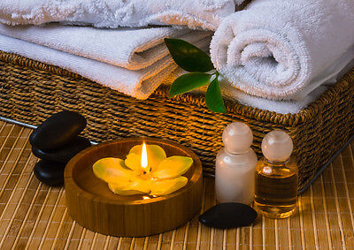 Candles and oils can freshen a room