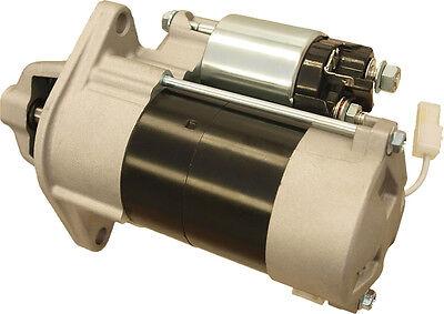 1g023-63010 Starter 12 Volt For Kubota Bx1500d Tractor