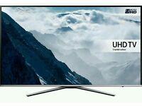 Samsung 43 Inch KU6000 6 Series Flat 4K Smart TV
