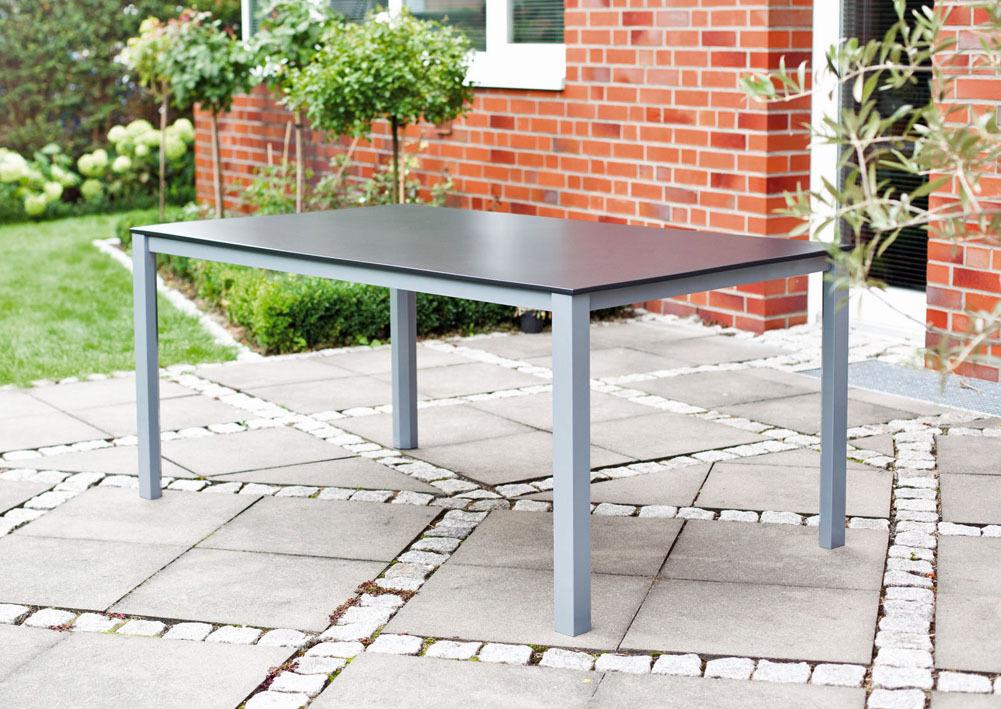 Kettler Gartentisch Tisch Lofttisch 6 Grossen 95 Cm