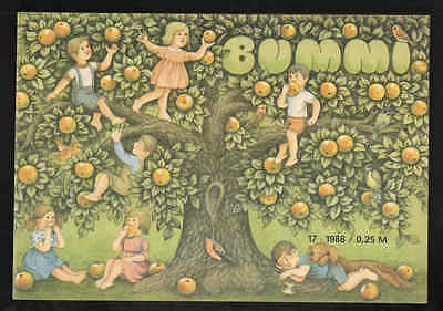 Bummi Nr. 17 1988 – DDR Kinderzeitschrift