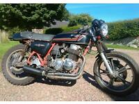 Honda CB750 sohc, Flat Tracker, Bobber, Custom, Cafe Racer, Project