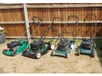Lawnmowers for spares repairs