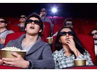 Anyone want to go cinema?
