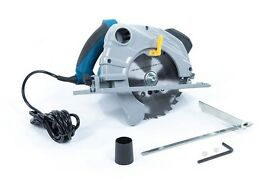 Workzone 1500W 230V Electric Circular Saw w/ Laser Guide & Two Blades! BOXED NEW + WARRANTY!