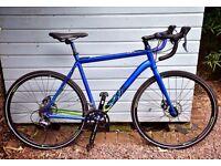 VooDoo Limba Cyclocross Bike - Just 6 Weeks Old