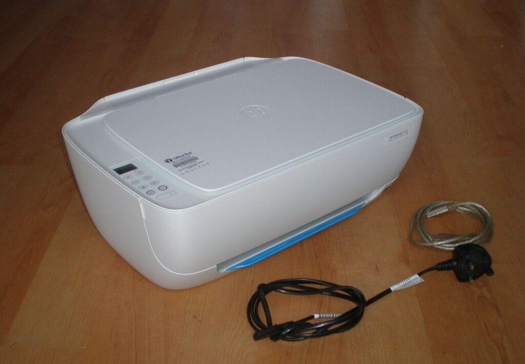 HP Deskjet 3630 All in One Printer - Print Scan Copy WiFi ...